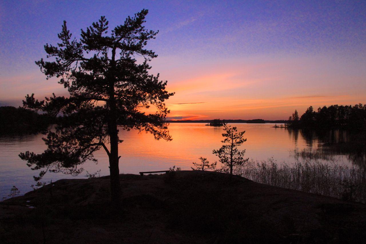 Sulosaaren_auringonlasku