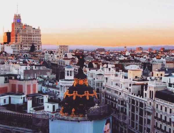 Madridin Circulo de Bellas Artes