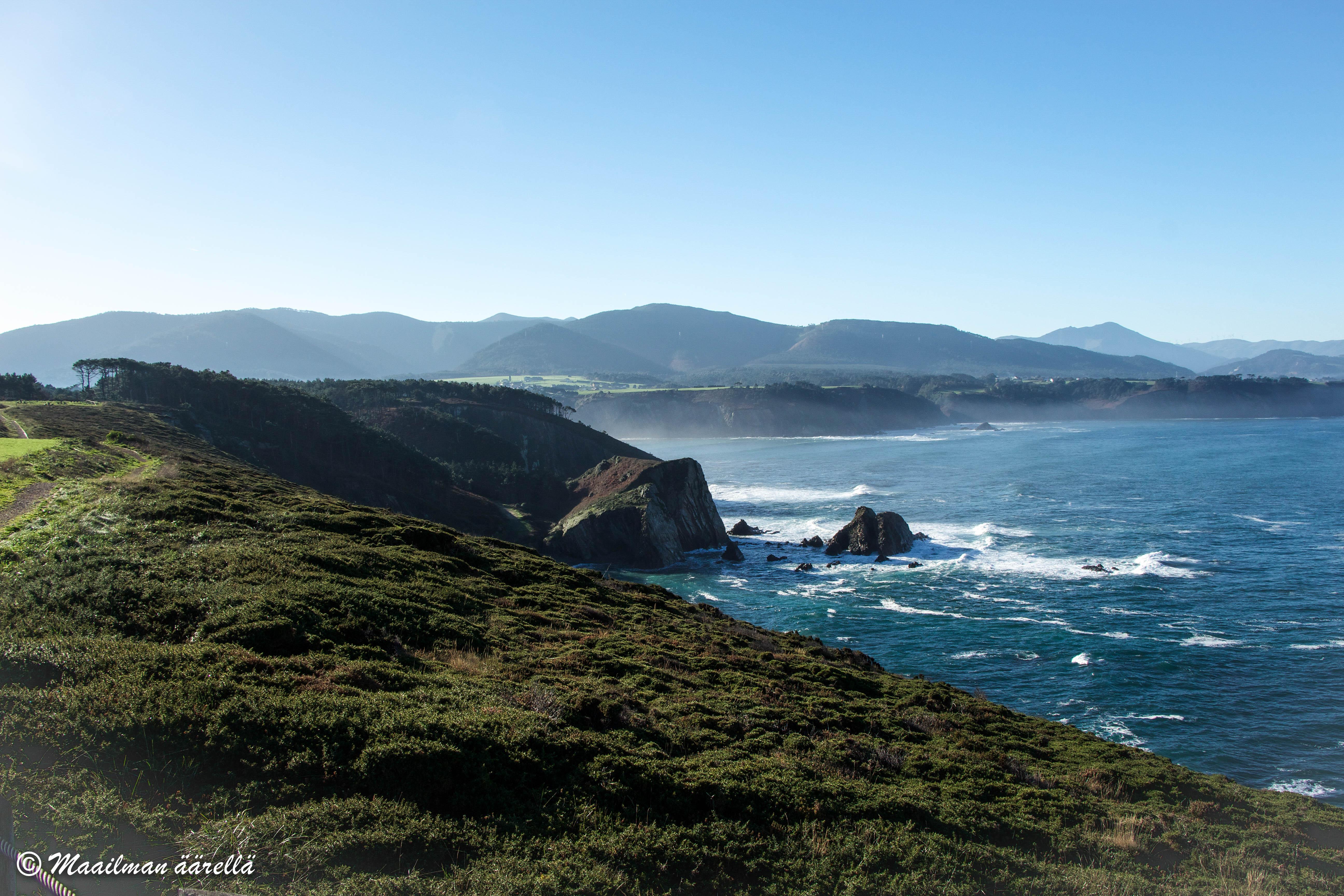 Asturias ranta