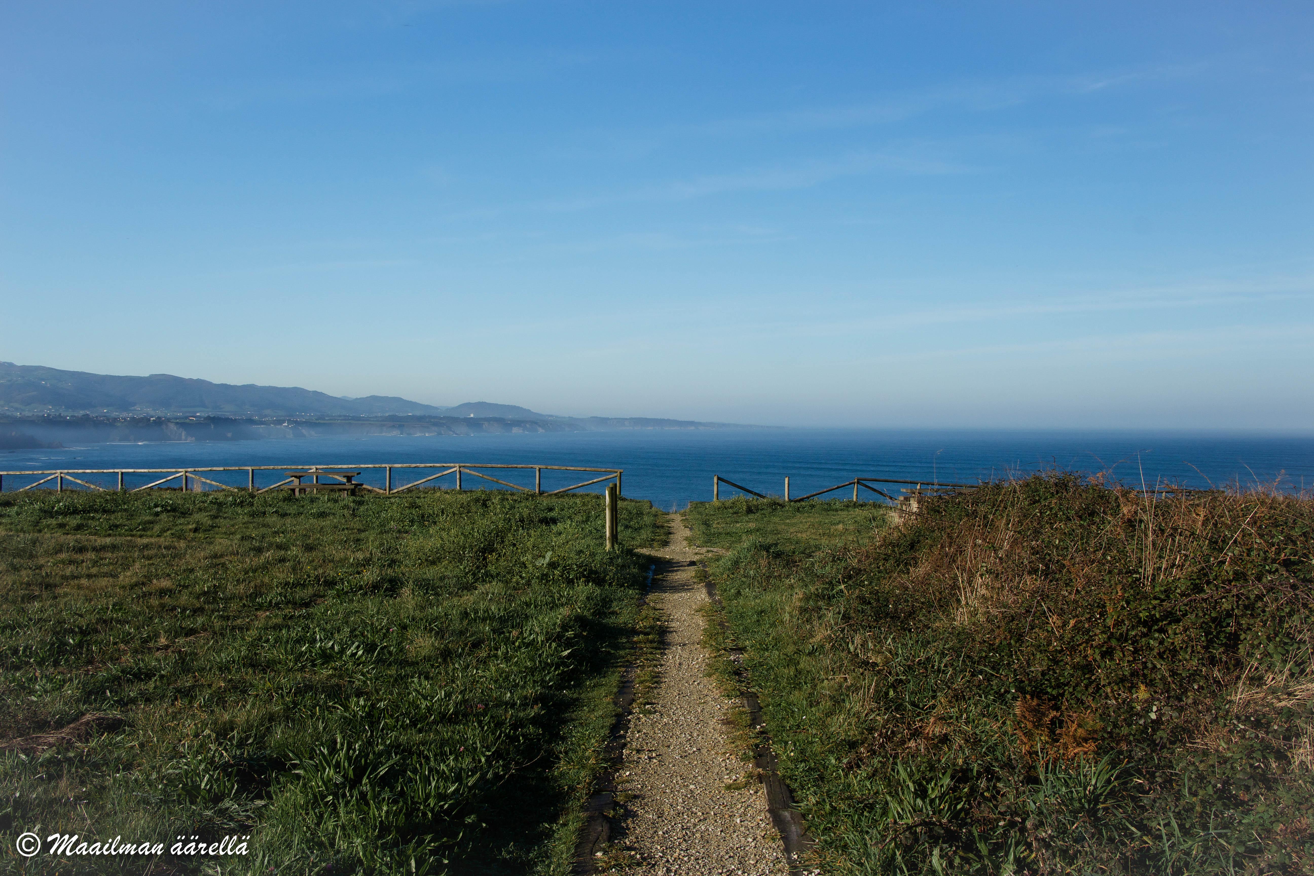 Asturias rannikko