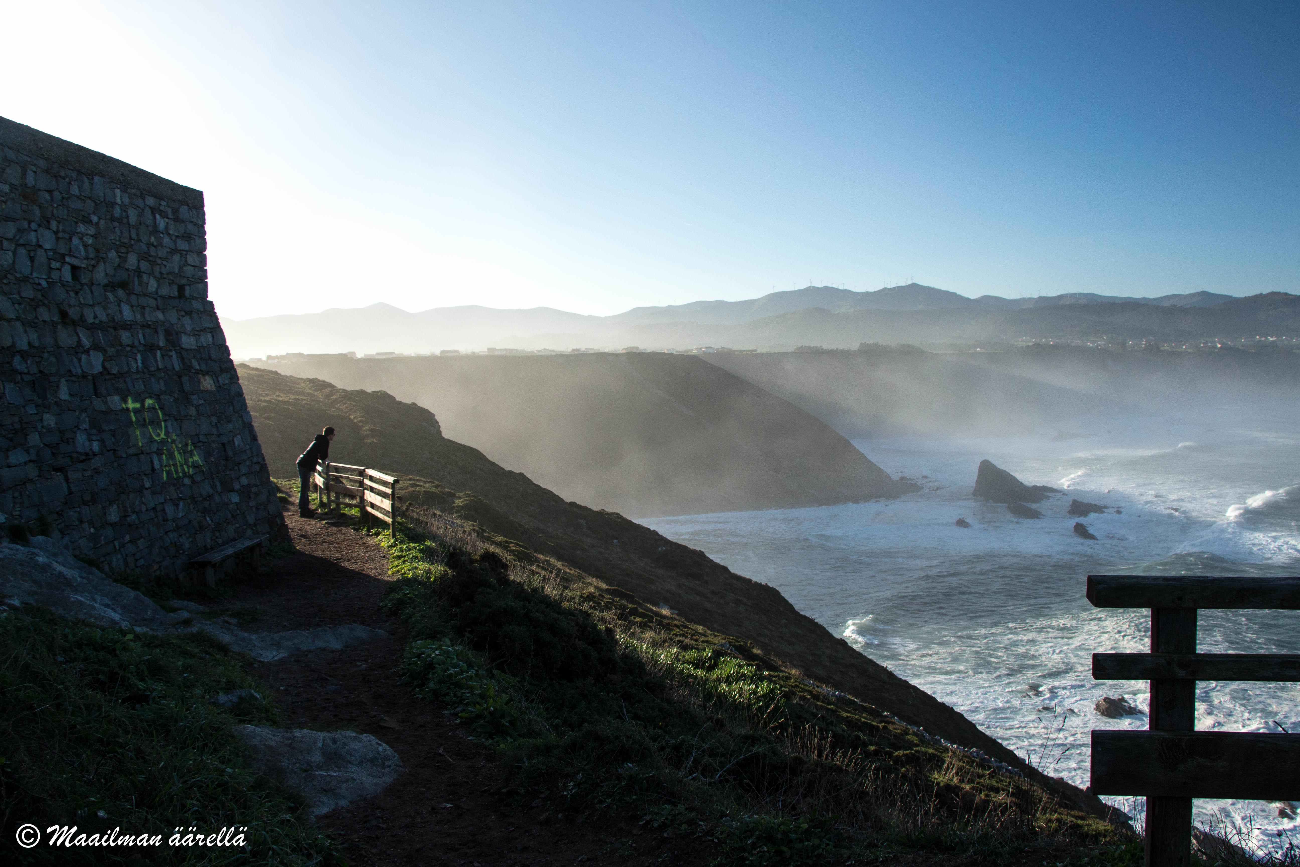 Asturias Pohjois-Espanja