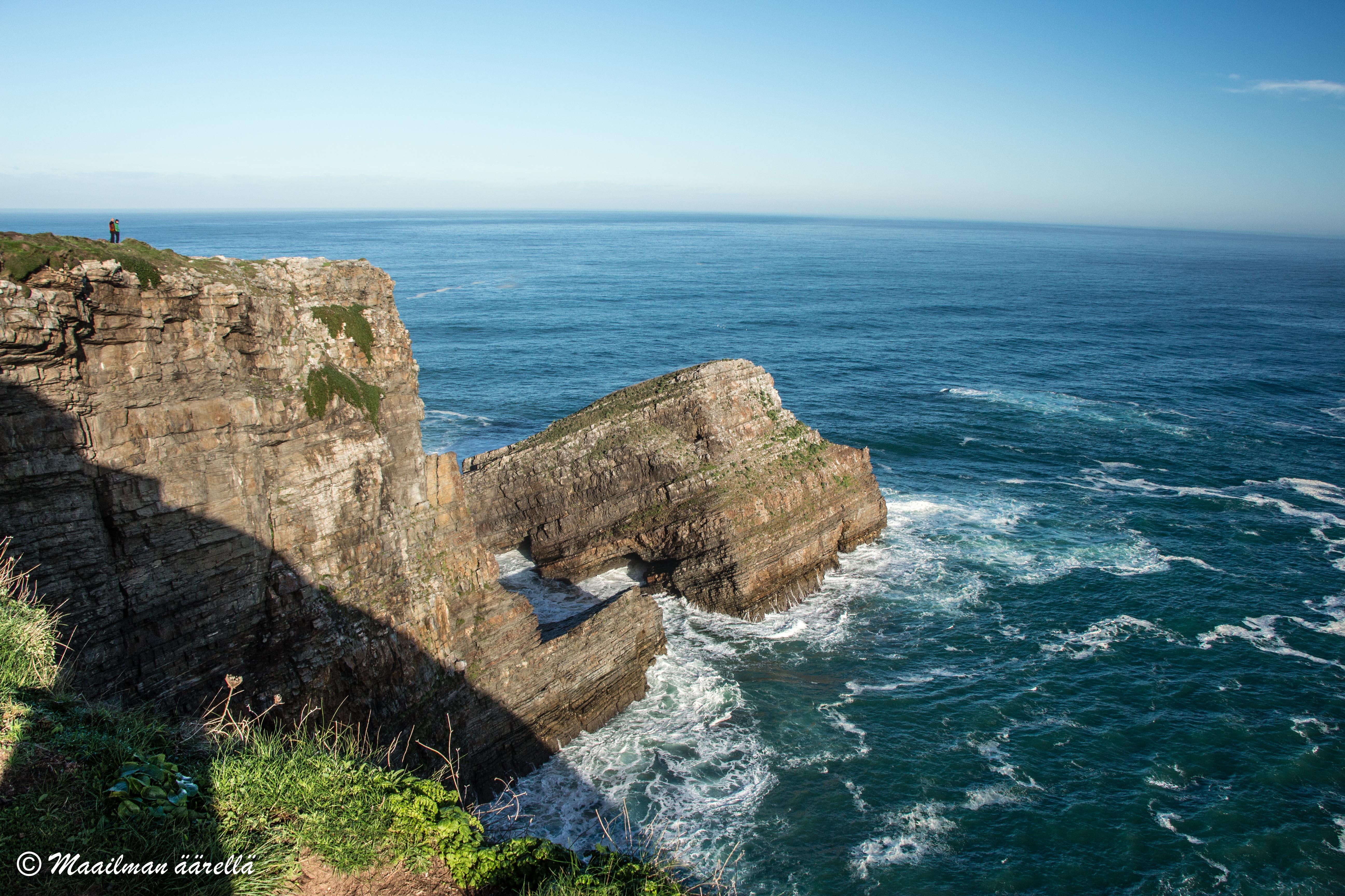 Cabo de Vidrio Asturias