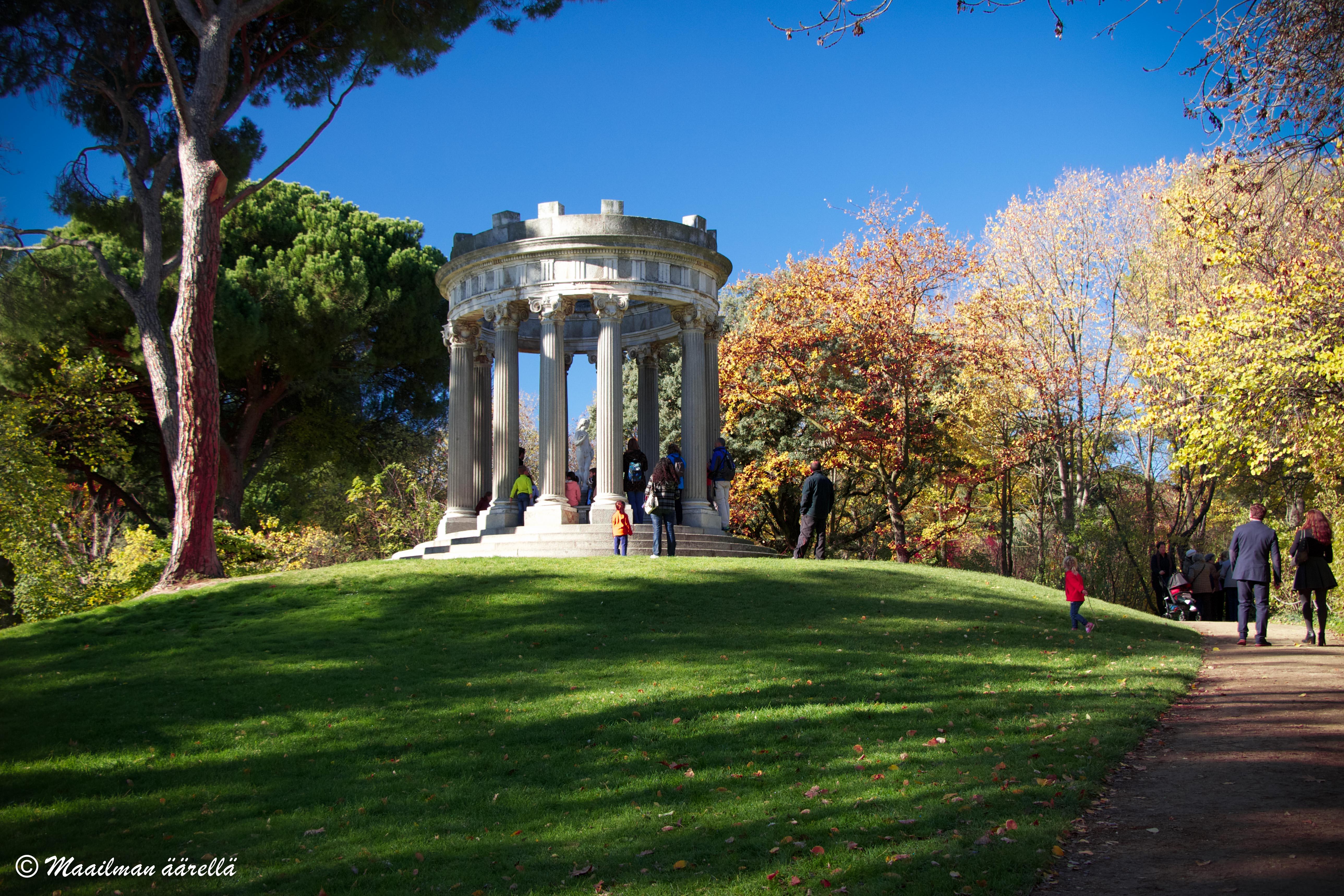Capricho puisto Madridissa