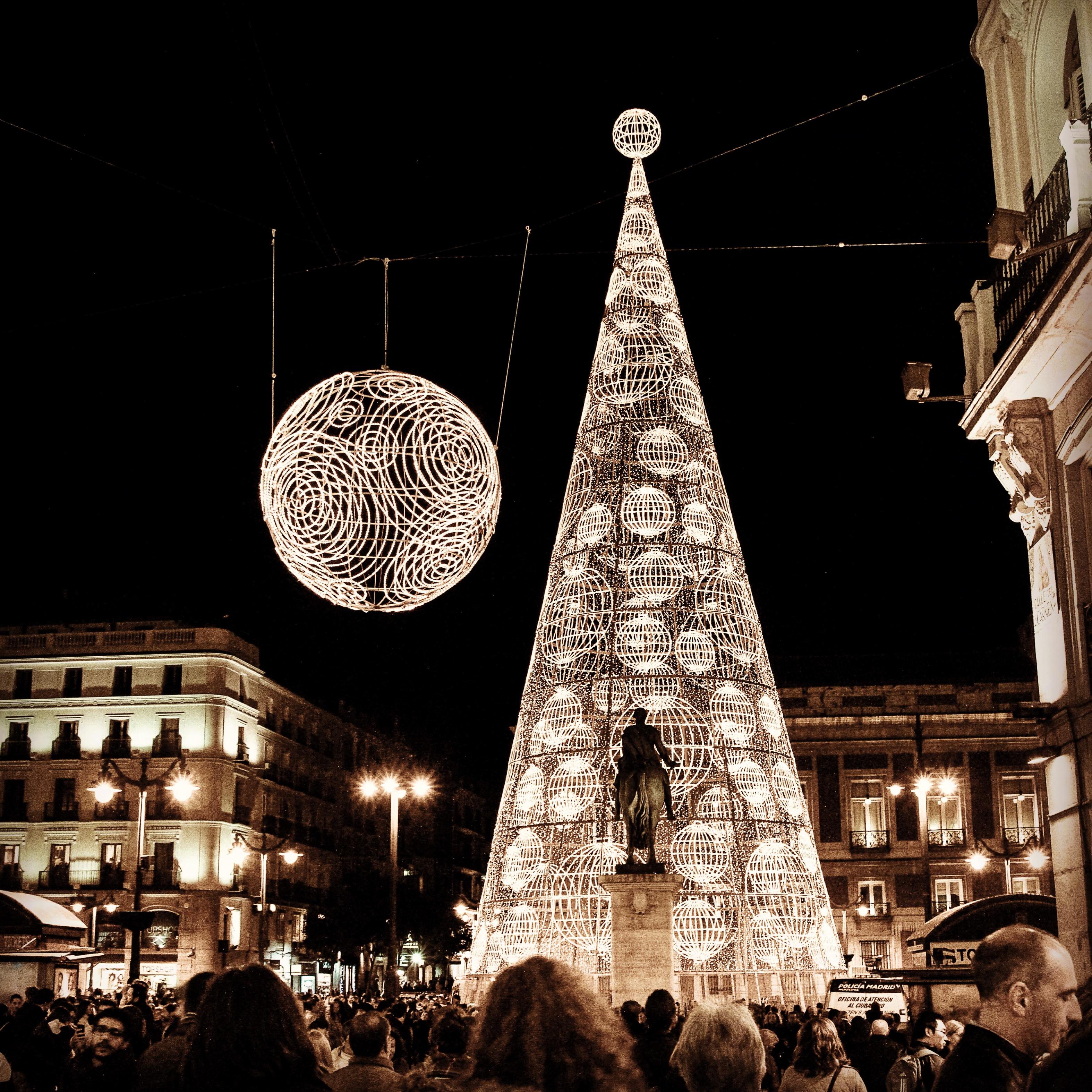 Madridin joulu