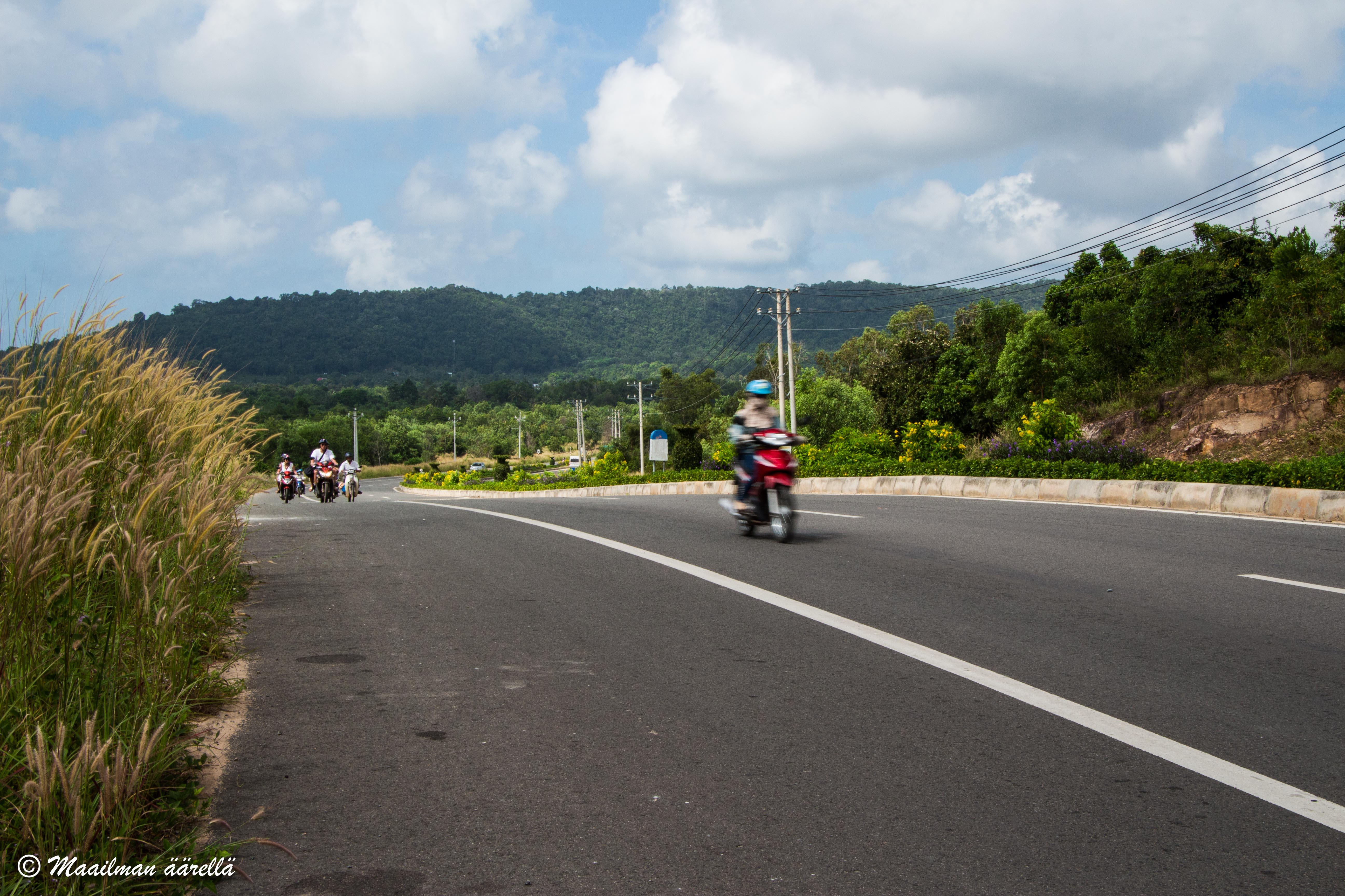 Phu Quoc skootteri