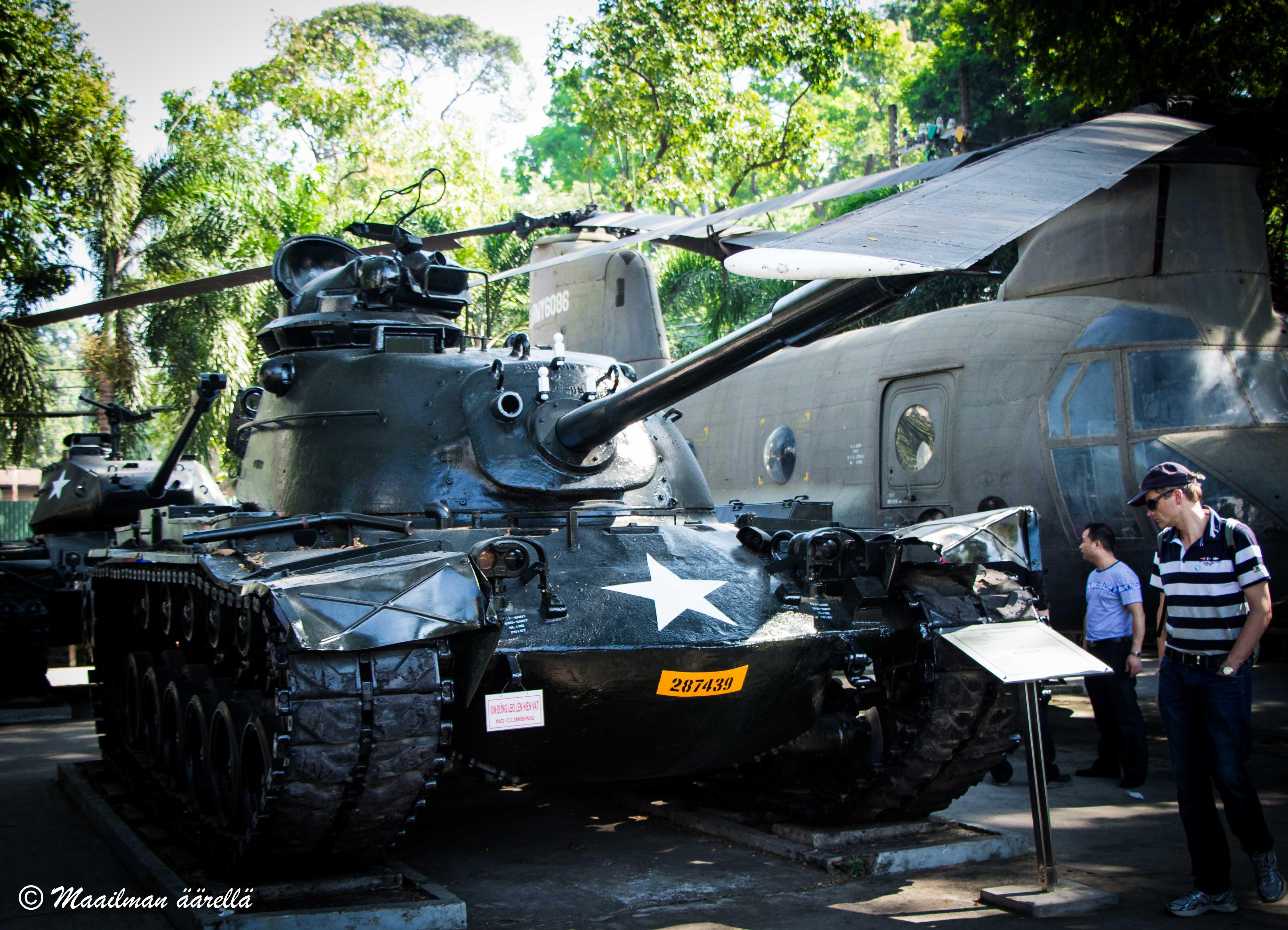 Saigon, sotamuseo