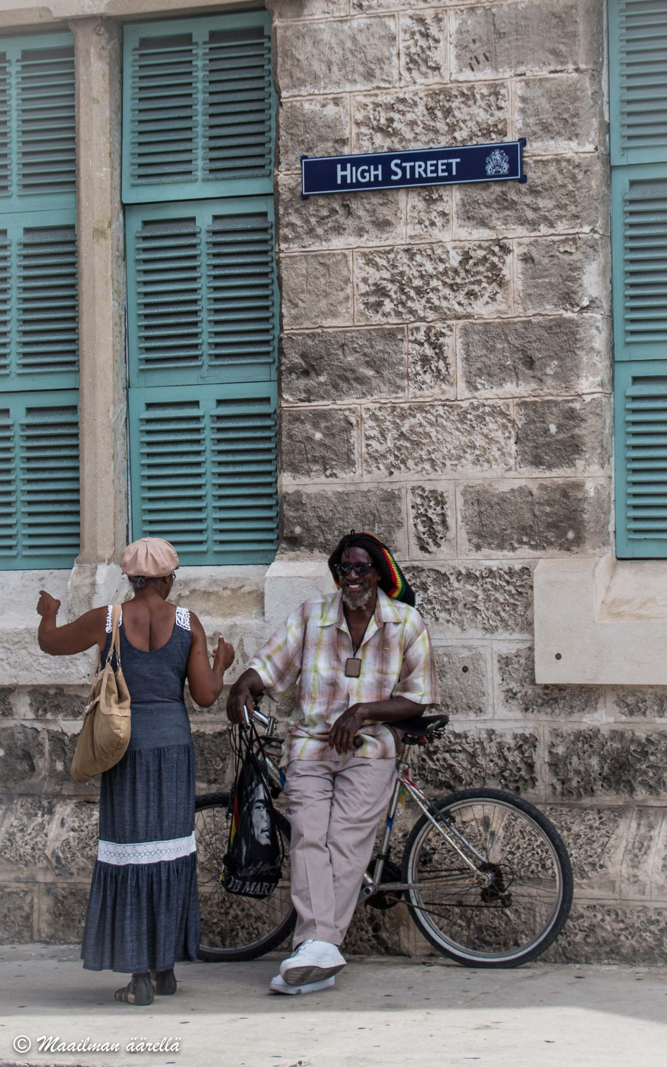 Btidgetown Barbados