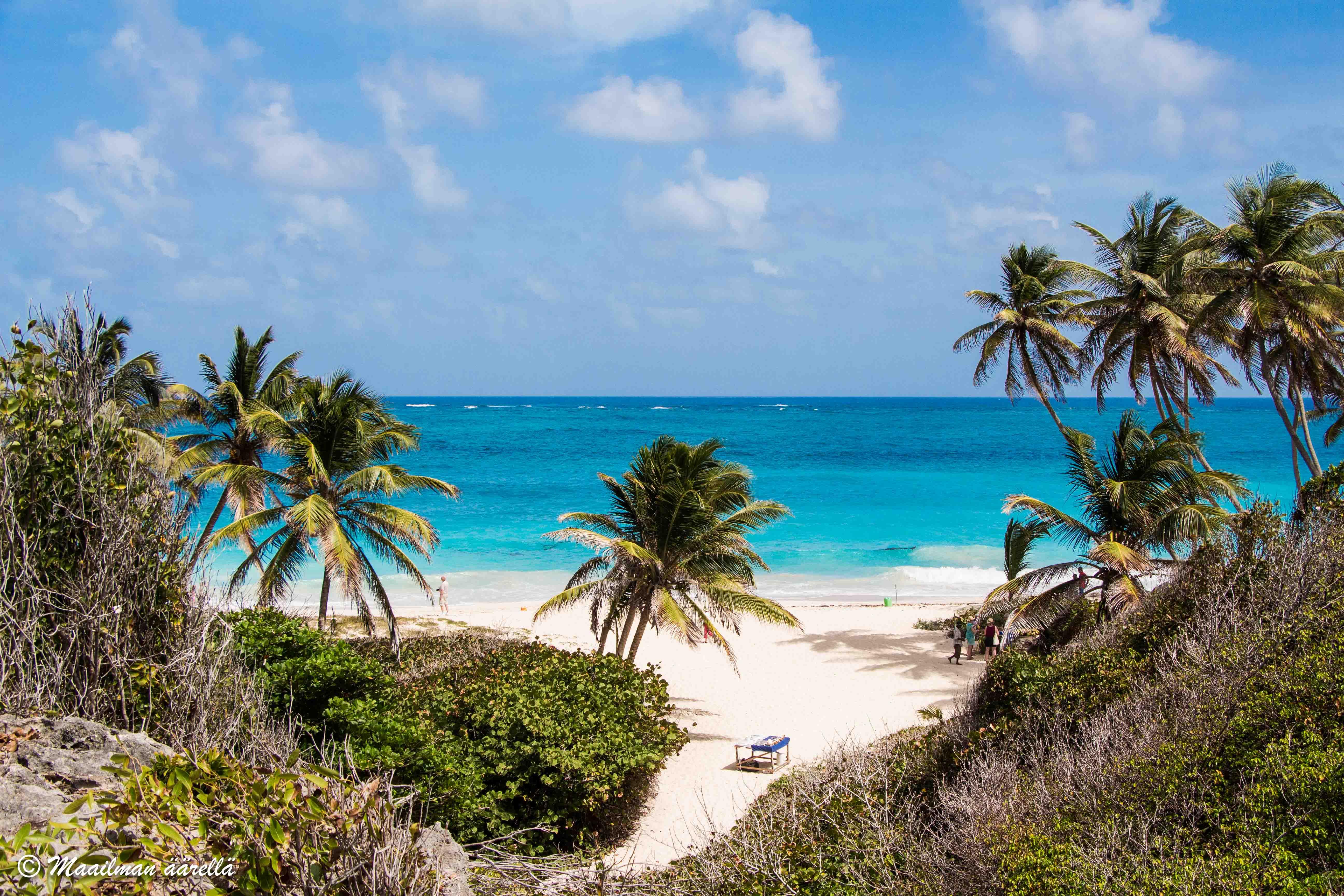 Barbados rannat