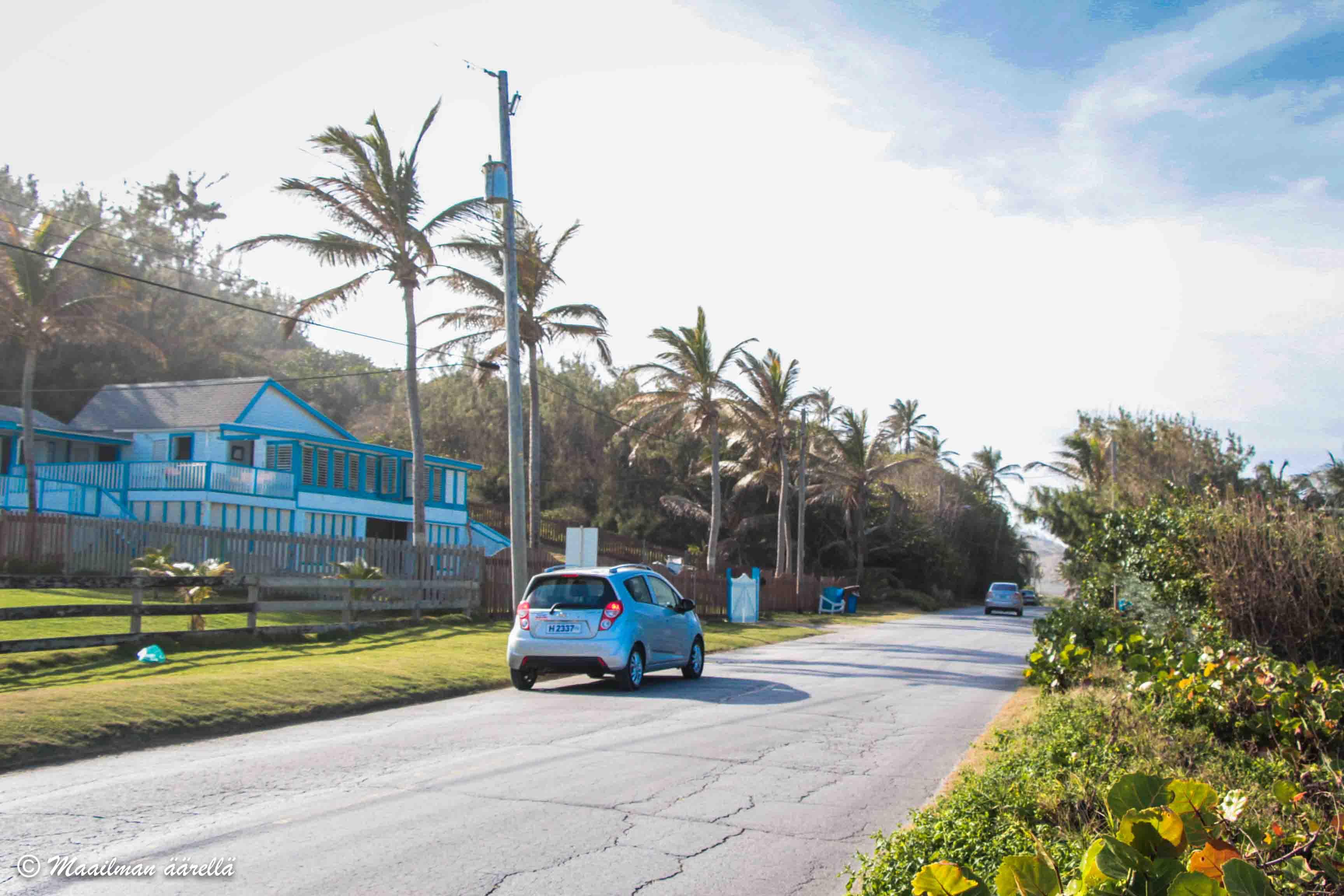 Barbados autonvuokraus
