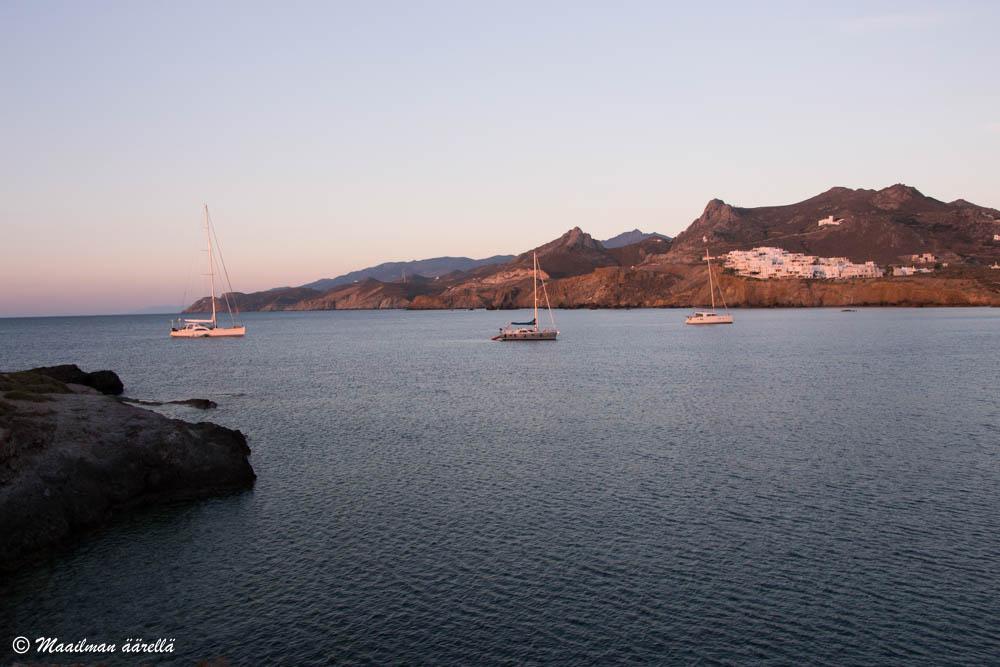 Naksos Kreikan saaret