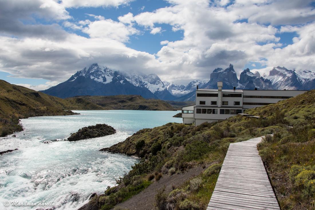hotelli Patagonia