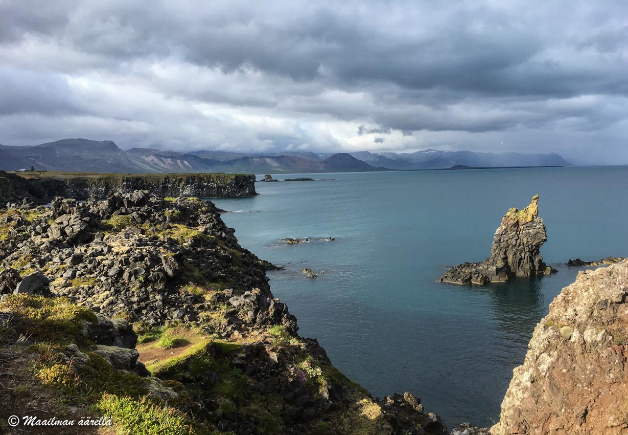Islanti patikointi