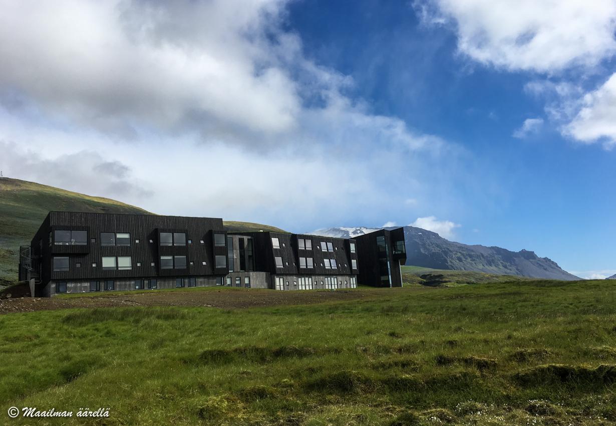 Islanti hotelli