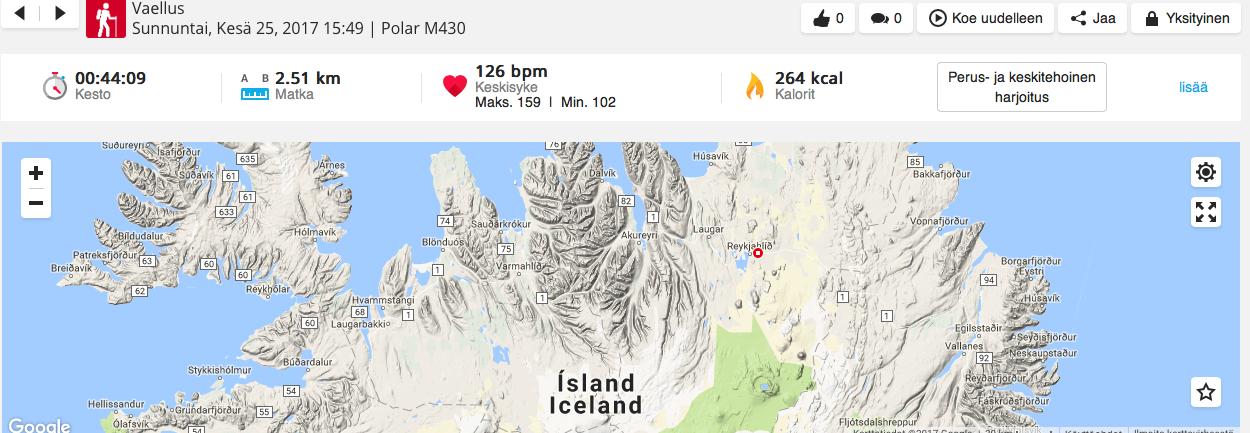 Islanti_kartta