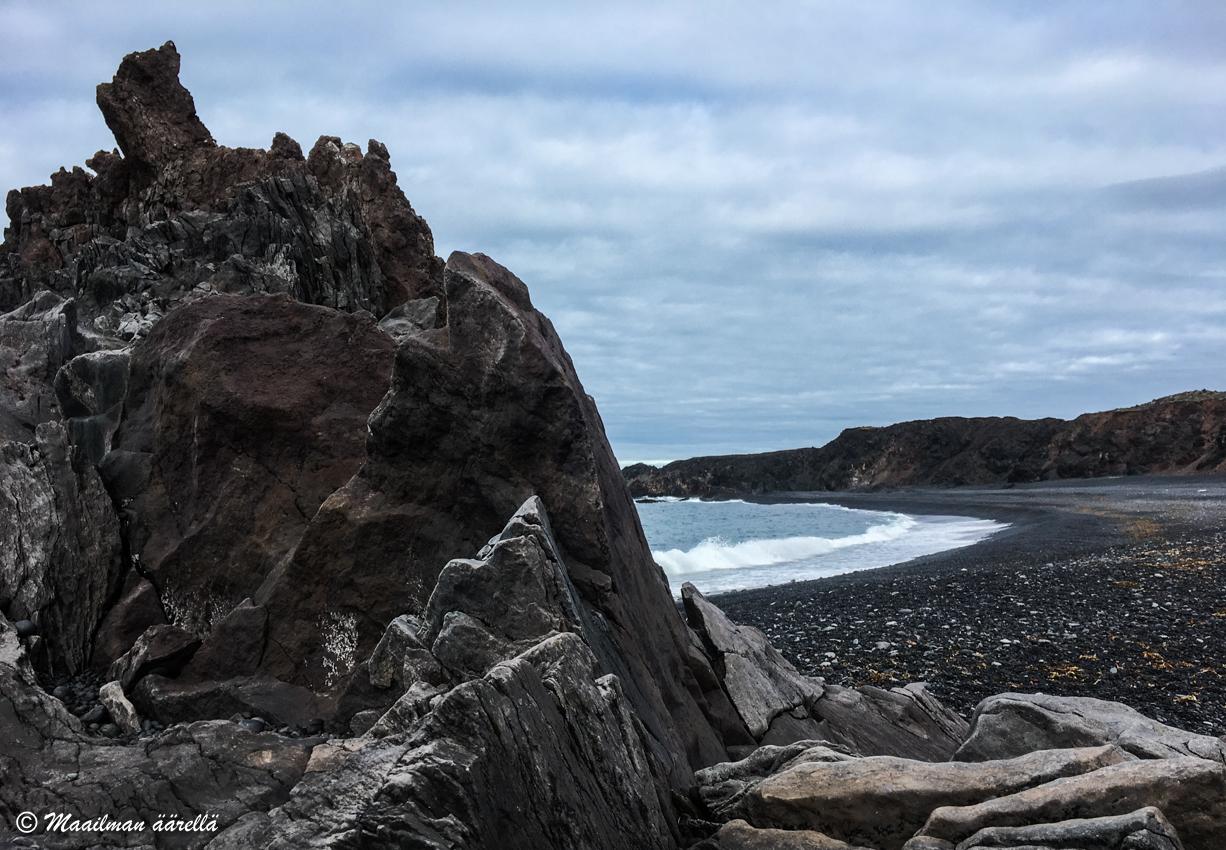 Islanti musra ranta