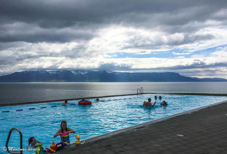 Islanti uimalat