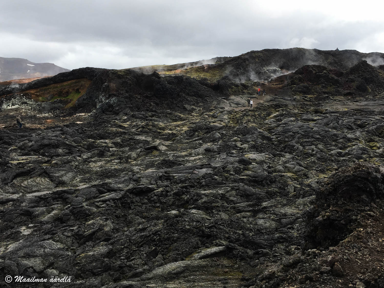 Islanti Myvatn