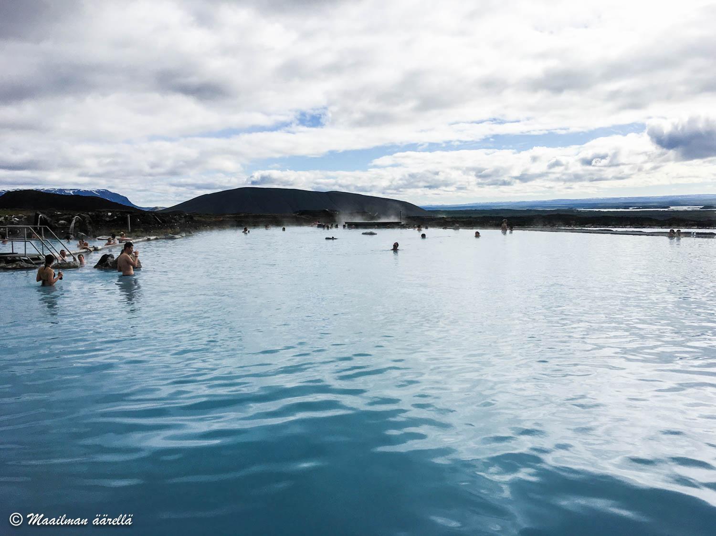 Islanti kylpylä