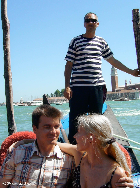 Venetsia_gondoli