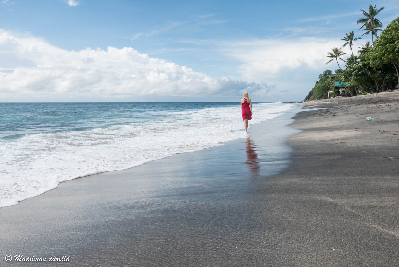 Lombokin ranta