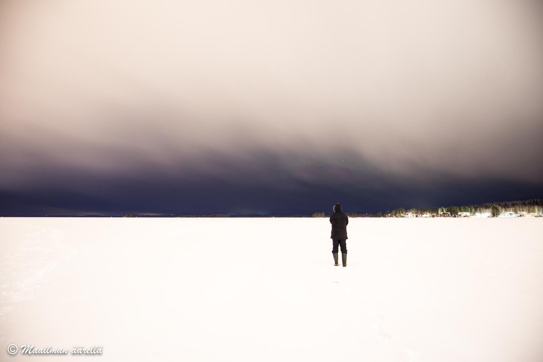 Savonlinna talvi