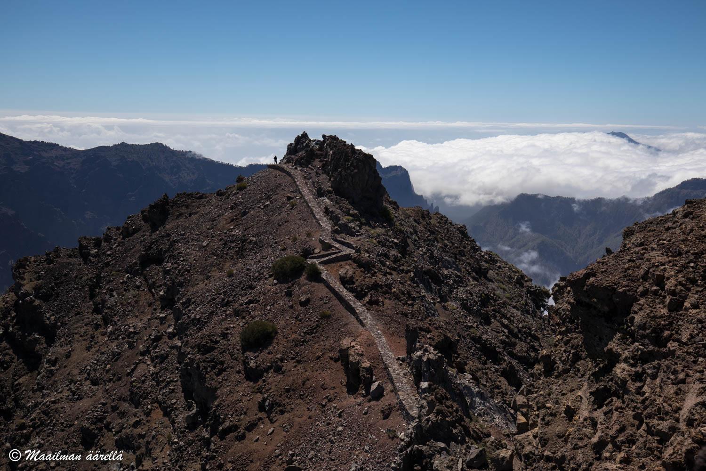 La Palma vuoret