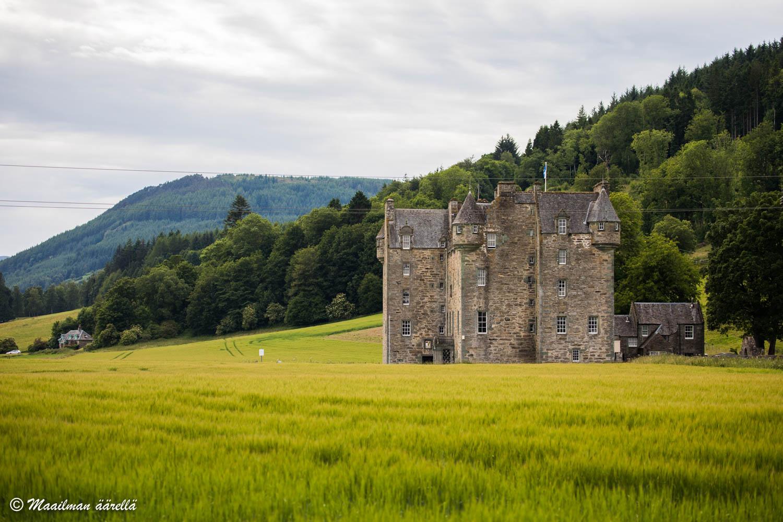 Skotlanti linnat