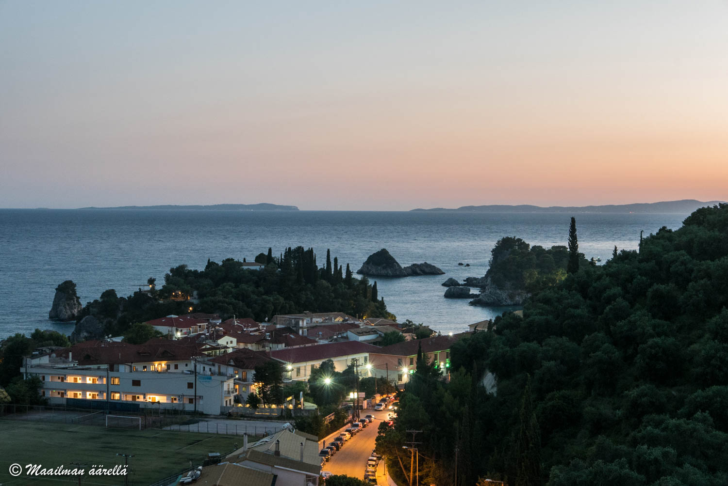Enetiko resort Parga