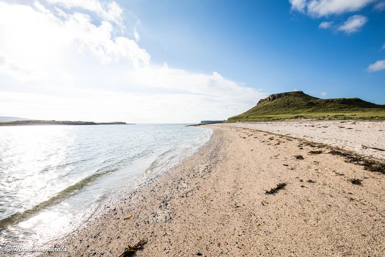 Skotlanti Coral Beach