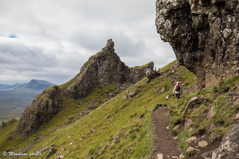 Skotlanti Quiraing