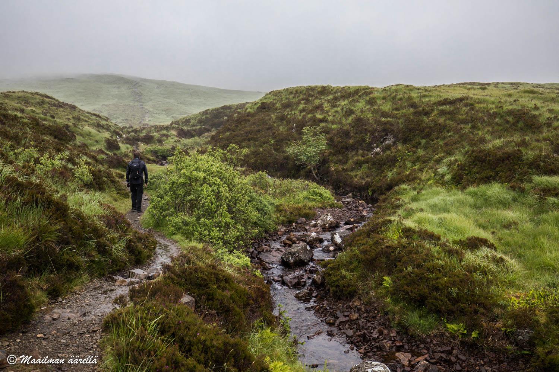 Skotlanti Fairy Pools