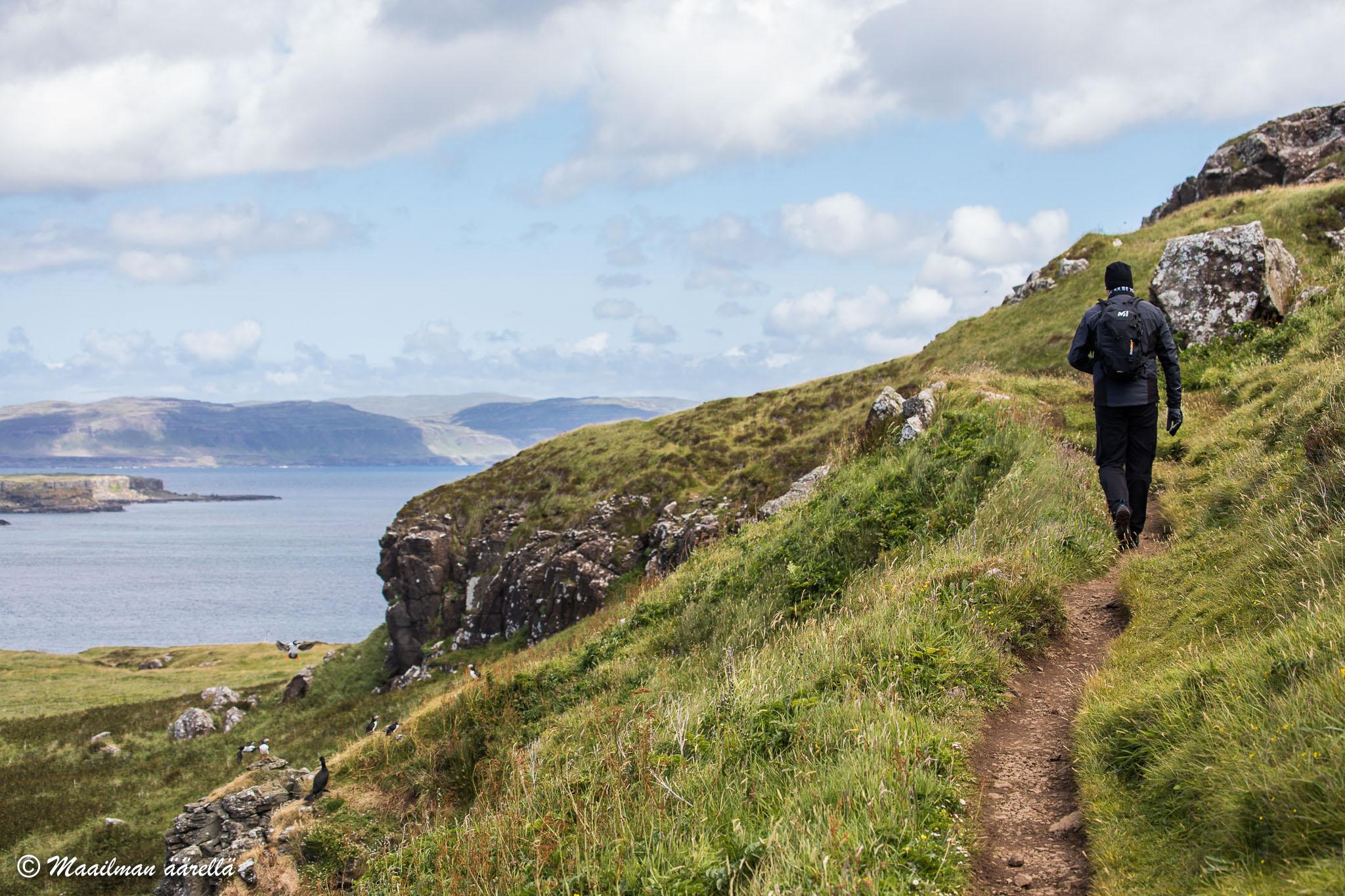 lunnisaari Skotlanti