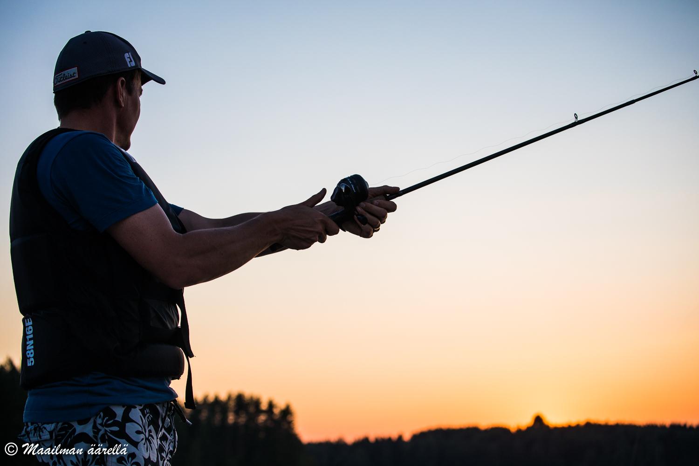 kalastus Saimaa