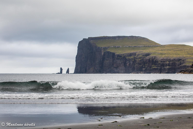 Färsaaret ranta