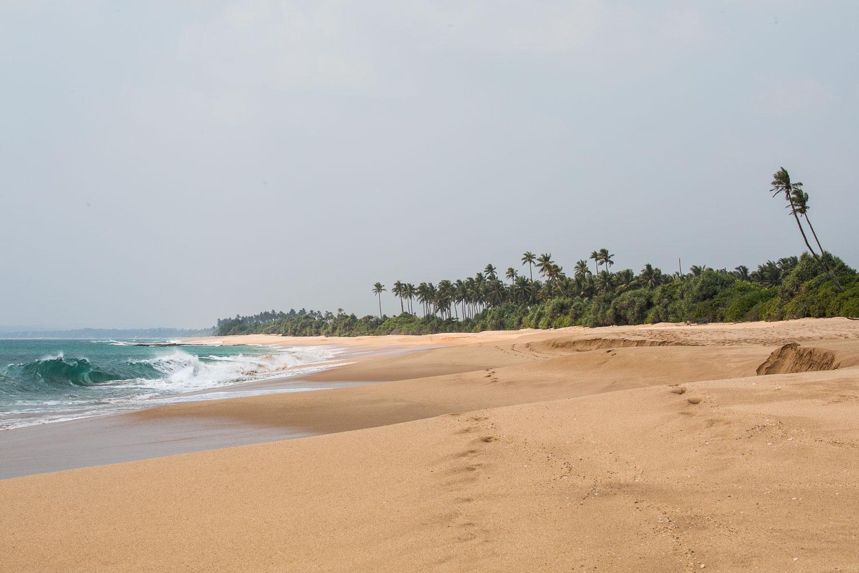 Sri Lanka rannat