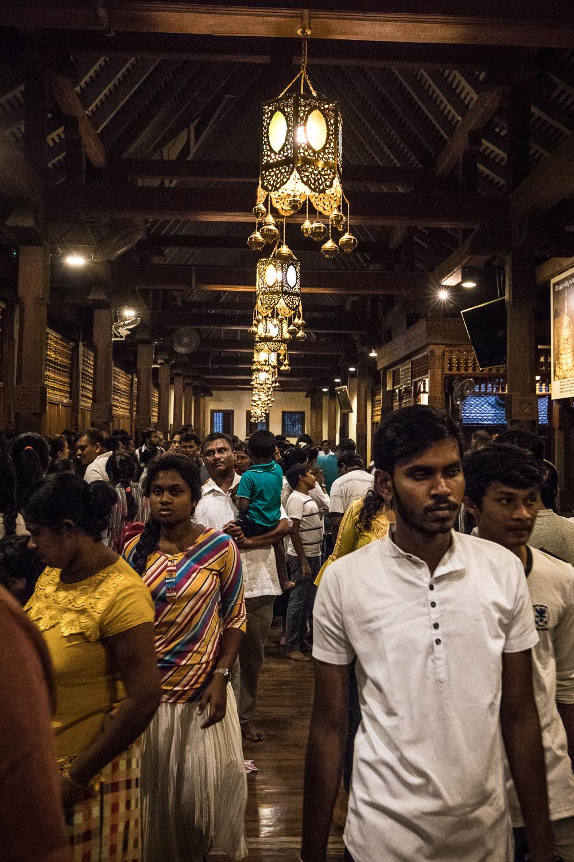 Sri Lankka temppeli