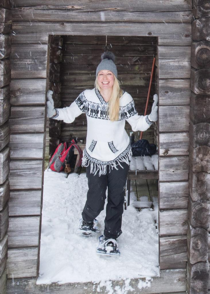 Heidi Maailman äärellä