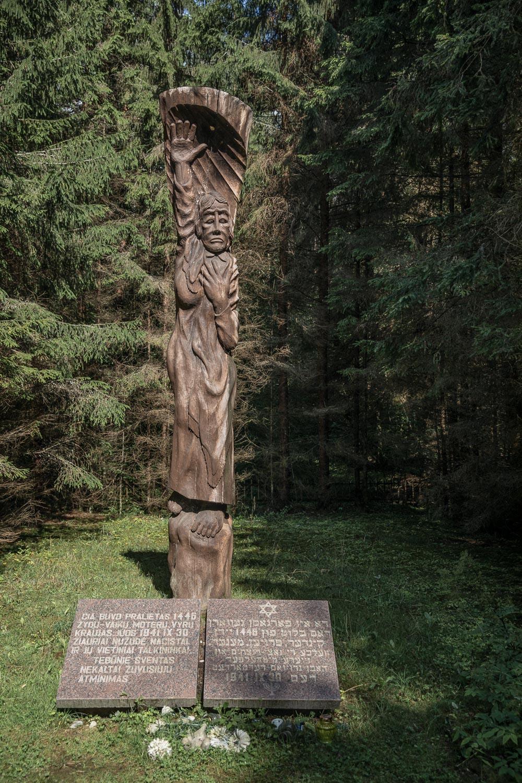Trakai_holokaustin_muistomerkki