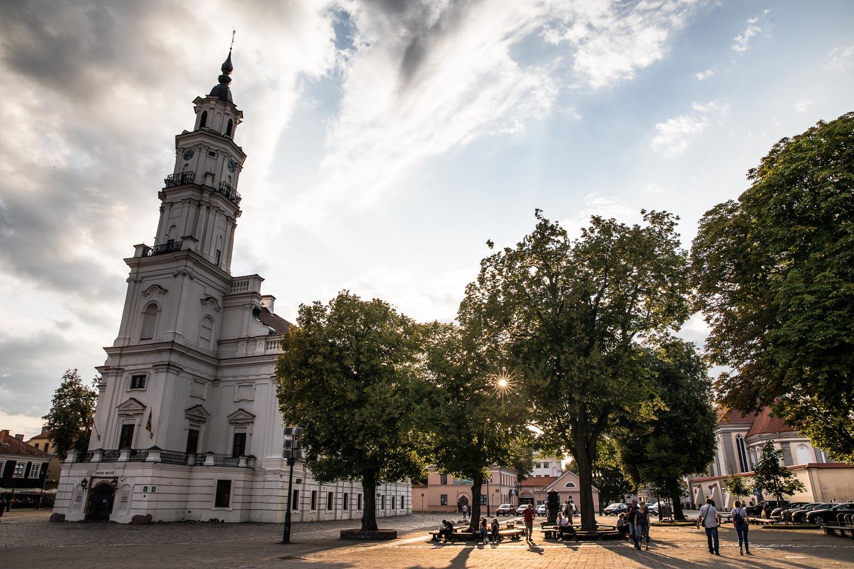 Liettua_Kaunas_vanha_kaupunki