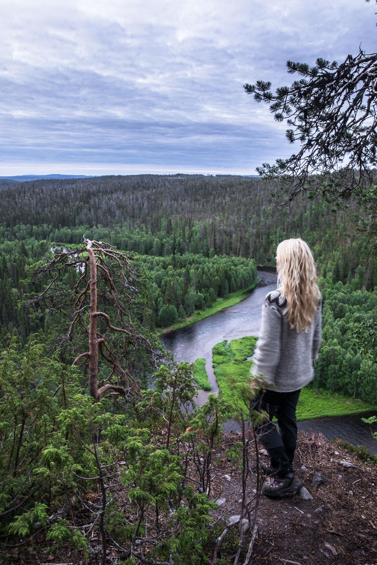 Pahkanakallio_Kuusamo