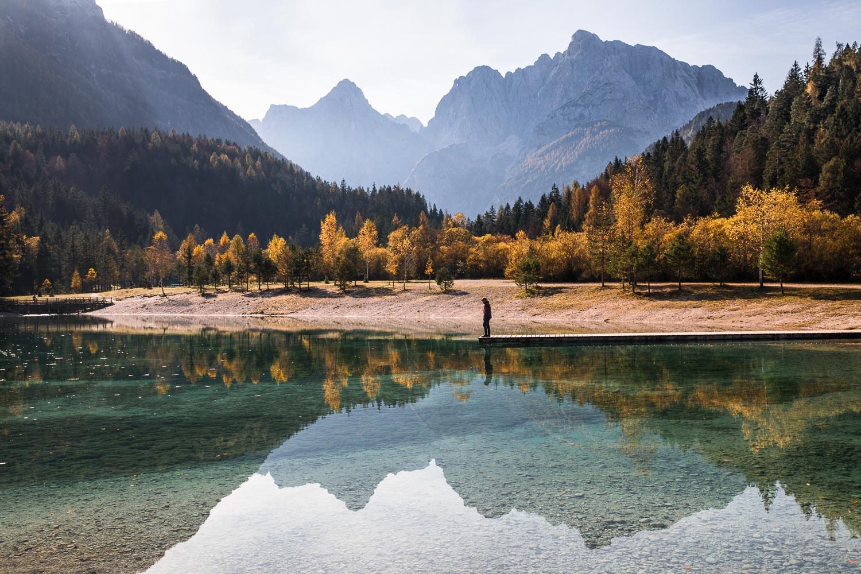 Jasna_lake_Slovenia