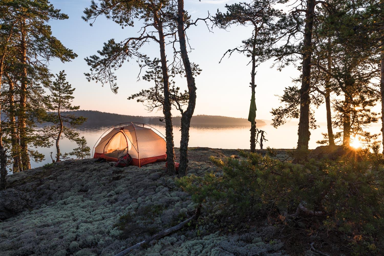 Saimaa_telttailu