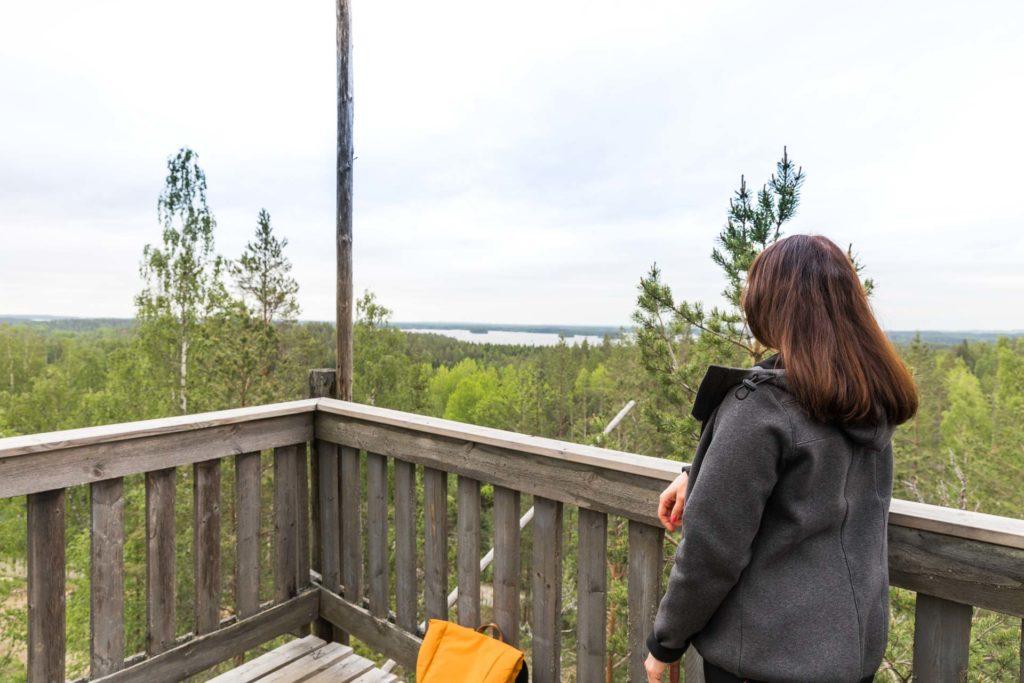 luontopolku Järvisydän