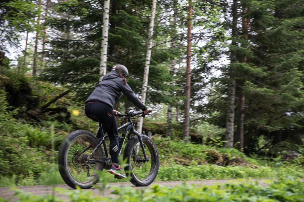 maastopyöräily Järvisydän