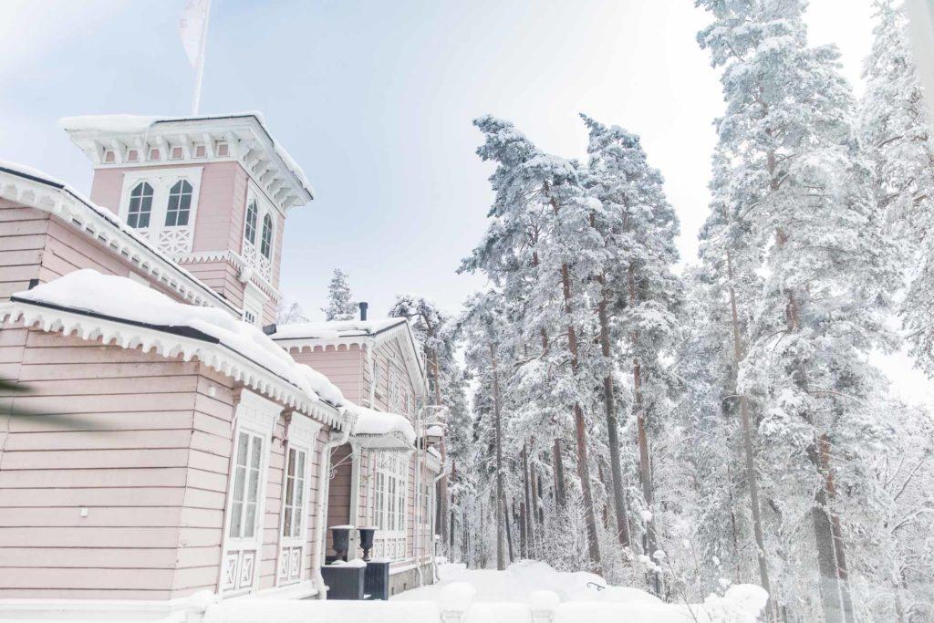 Hotelli Punkaharju Saimaa