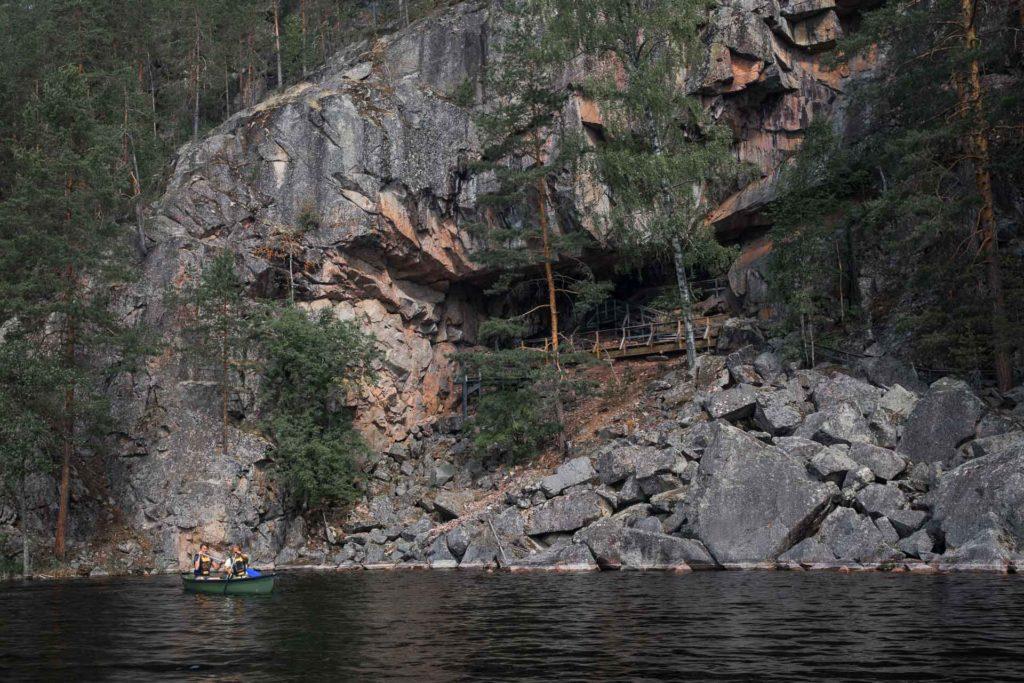 Koloveden kansallispuisto melominen